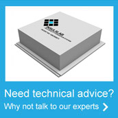 Need technical advice? Why not talk to our experts?